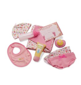 MANHATTAN TOY BABY STELLA BRINGING HOME BABY SET*