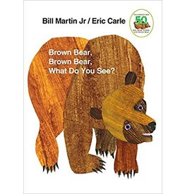 MACMILLIAN BROWN BEAR BROWN BEAR WHAT DO YOU SEE BB MARTIN & CARLE