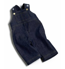 "MADAME ALEXANDER DENIM OVERALLS 19"" DOLL CLOTHES"