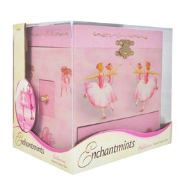 REEVES BALLERINA MUSICAL JEWELRY BOX