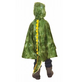 CREATIVE EDUCATION T-REX HOODED CAPE