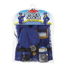 MELISSA AND DOUG POLICE OFFICER DRESS UP M & D