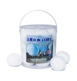PLAYVISIONS SNOWTIME ANYTIME! 15 SNOWBALLS