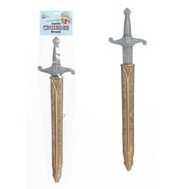 CASTLE TOY CASTLE CRUSADER SWORD