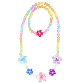 CREATIVE EDUCATION BLOOMING BEADS NECKLACE & BRACELET