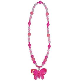 GREAT PRETENDERS FANCY FLUTTER NECKLACE