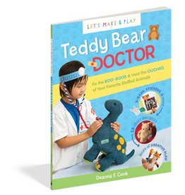 WORKMAN PUBLISHING TEDDY BEAR DOCTOR PB COOK