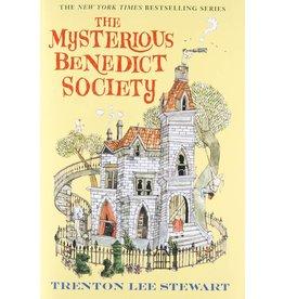 LITTLE BROWN BOOKS MYSTERIOUS BENEDICT SOCIETY PB STEWART