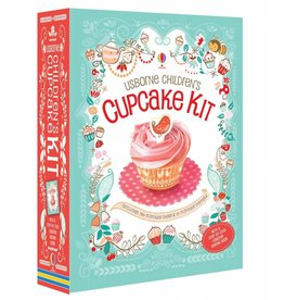 EDC PUBLISHING CHILDRENS CUPCAKE KIT USBORNE