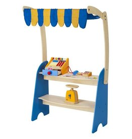 HAPE MARKET CHECKOUT STAND