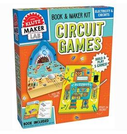BUILD & PLAY CIRCUIT GAMES
