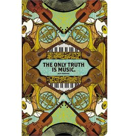 COMPENDIUM THE ONLY TRUTH IS MUSIC JOURNAL WN