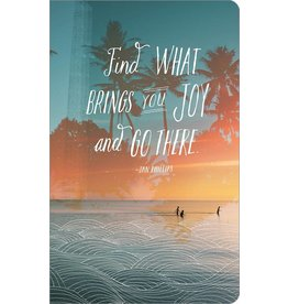 COMPENDIUM FIND WHAT BRINGS YOU JOY JOURNAL WN