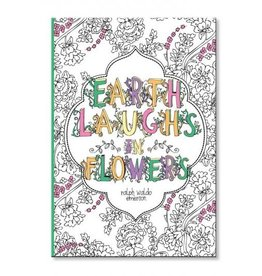 CR GIBSON FLOWERS COLORING JOURNAL