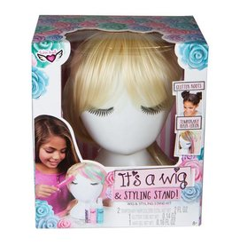 ITS A WIG & STYLING STAND