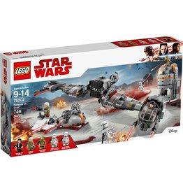 LEGO DEFENSE OF CRAIT