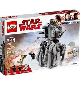 LEGO FIRST ORDER HEAVY SCOUT WALKER STAR WARS*