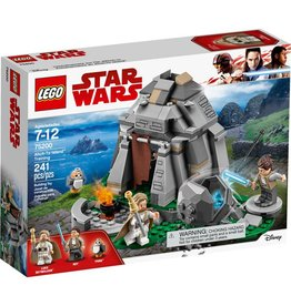LEGO AHCH-TO ISLAND TRAINING