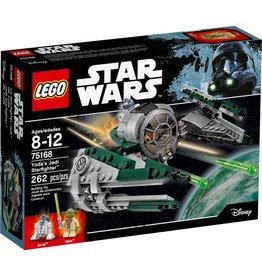 LEGO YODA'S JEDI STARFIGHTER