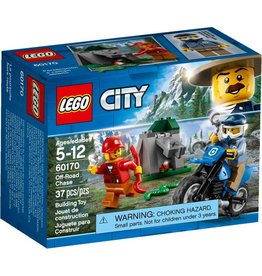 LEGO OFF-ROAD CHASE