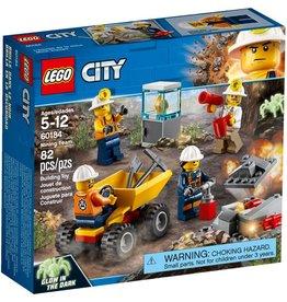LEGO MINING TEAM