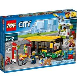 LEGO BUS STATION