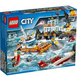 LEGO COAST GUARD HEADQUARTERS