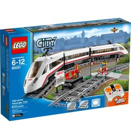 LEGO HIGH SPEED PASSENGER TRAIN LEGO