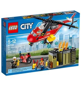 LEGO FIRE RESPONSE UNIT