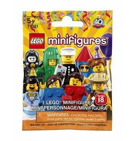 LEGO LEGO MINIFIGURE SERIES 18