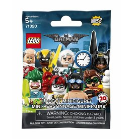 LEGO LEGO MINIFIGURE SERIES BATMAN 2