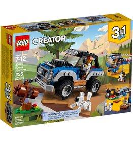 LEGO OUTBACK ADVENTURES CREATOR