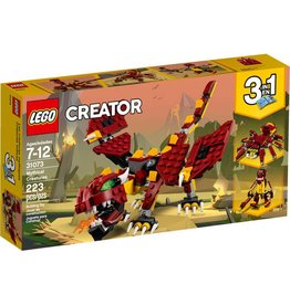 LEGO MYTHICAL CREATURES