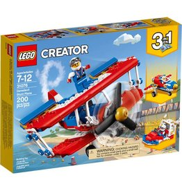 LEGO DAREDEVIL STUNT PLANE CREATOR