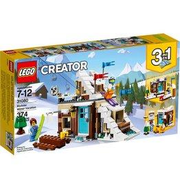 LEGO MODULAR WINTER VACATION