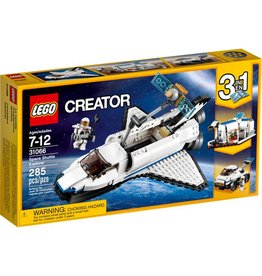 LEGO SPACE SHUTTLE EXPLORER CREATOR