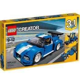 LEGO TURBO TRACK RACER CREATOR