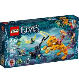 LEGO AZARI & FIRE LION CAPTURE
