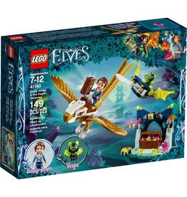 LEGO EMILY JONES & EAGLE GETAWAY