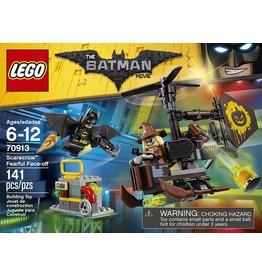 LEGO SCARECROW FEARFUL FACEOFF
