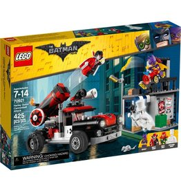 LEGO HARLEY QUINN CANNONBALL ATTACK