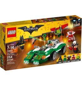 LEGO RIDDLER RIDDLE RACER