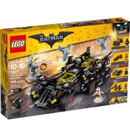 LEGO THE ULTIMATE BATMOBILE