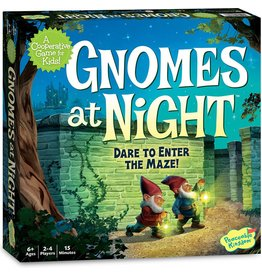 PEACEABLE KINGDOM GNOMES AT NIGHT CO-OP GAME