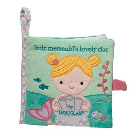 DOUGLAS COMPANY INC LITTLE MERMAIDS LOVELY DAY ACTIVITY BOOK