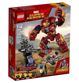 LEGO THE HULKBUSTER SMASH-UP