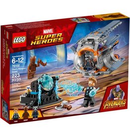 LEGO THOR'S WEAPON QUEST