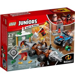 LEGO UNDERMINER BANK HEIST*
