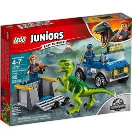 LEGO RAPTOR RESCUE TRUCK