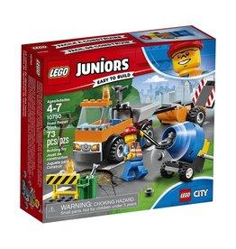 LEGO ROAD REPAIR TRUCK JUNIORS